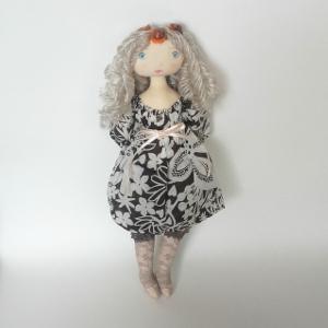 Miss Pénelop patron poupée chiffon Adèle 1