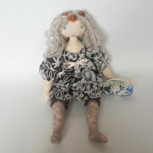 Miss Pénelop patron poupée chiffon Adèle 2
