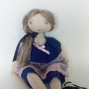 Miss Pénelop patron poupée chiffon Amélie 2