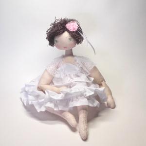 Miss Pénelop patron poupée chiffon Anémone 1