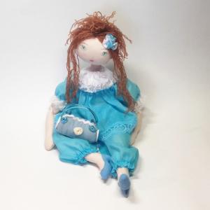Miss Pénelop patron poupée chiffon Cora 1