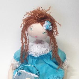 Miss Pénelop patron poupée chiffon Cora 2