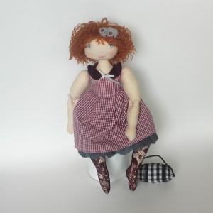 Miss Pénelop patron poupée chiffon Coraline 1