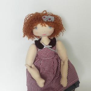 Miss Pénelop patron poupée chiffon Coraline 2