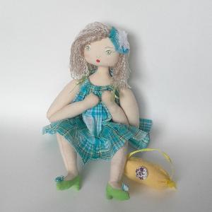 Miss Pénelop patron poupée chiffon Daphné  1
