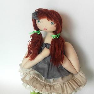 Miss Pénelop patron poupée chiffon Dorothée  1