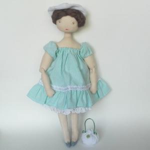 Miss Pénelop patron poupée chiffon Eglantine 1