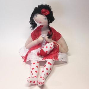 Miss Pénelop patron poupée chiffon Esperanza 1