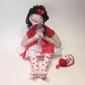 Miss Pénelop patron poupée chiffon Esperanza 2