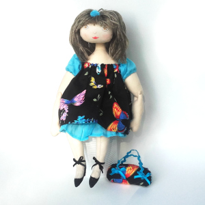 Miss Pénelop patron poupée chiffon Margot 1
