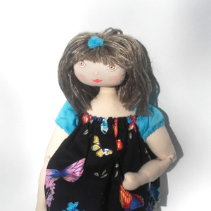 Miss Pénelop patron poupée chiffon Margot 2
