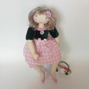 Miss Pénelop patron poupée chiffon Marguerite 2