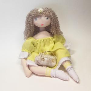 Miss Pénelop patron poupée chiffon Nikita 1