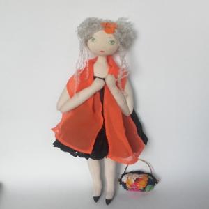 Miss Pénelop patron poupée chiffon Olga 2