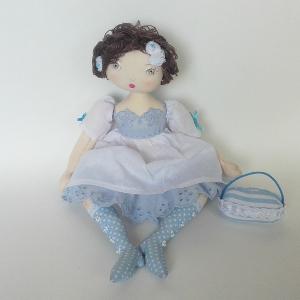 Miss Pénelop patron poupée chiffon Pénélope 1