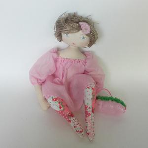Miss Pénelop patron poupée chiffon Sidonie 1