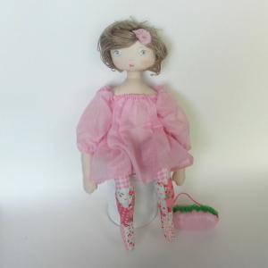 Miss Pénelop patron poupée chiffon Sidonie 2