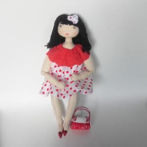 Miss Pénelop patron poupée chiffon Solena 2