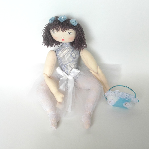 Miss Pénelop patron poupée chiffon Tatiana 1