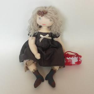 Miss Pénelop patron poupée chiffon Zoe 1