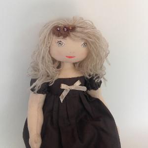 Miss Pénelop patron poupée chiffon Zoe 2